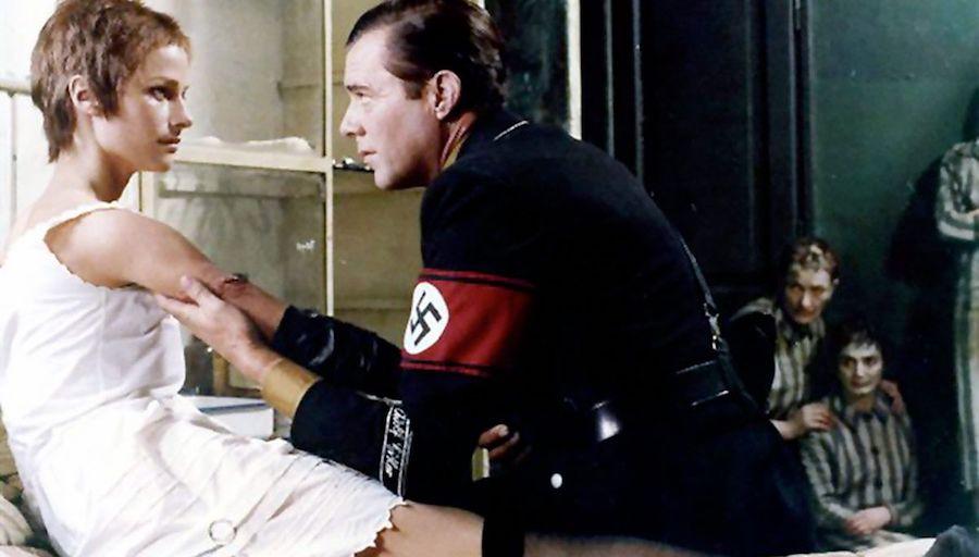 Il portiere di notte / Portier de nuit (1974)