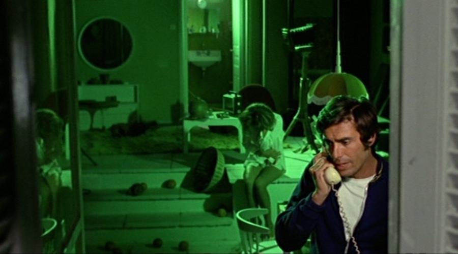 La Coda dello Scorpione / La queue du scorpion (1971)