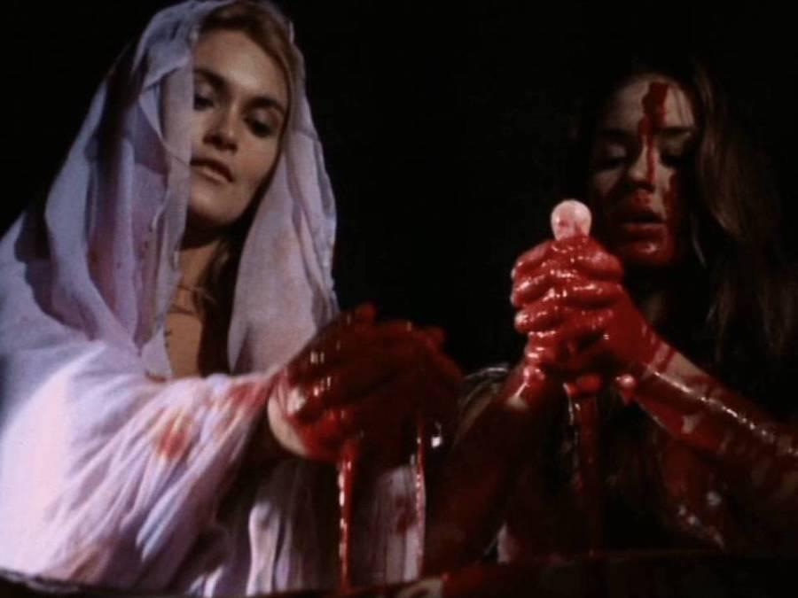La novia ensangrentada / La mariée sanglante (1972)